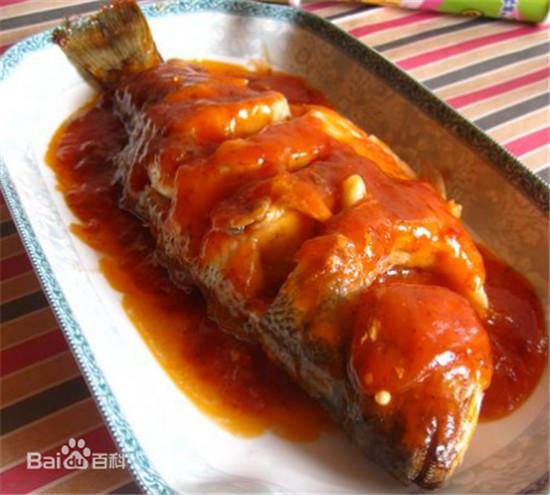 茄汁鱼怎么做?