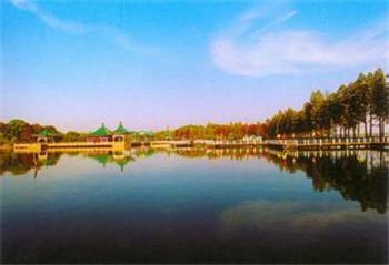 中国十大最美湖泊图片