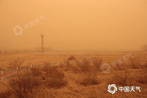 北方【5省区市】将出现沙尘暴 明起江南地区雨势增强