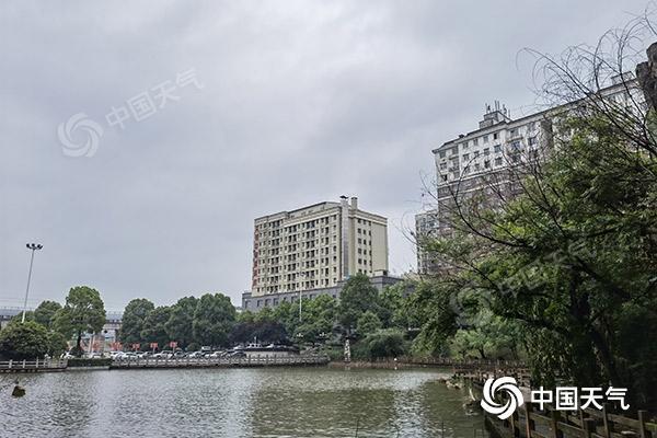 湖南降雨南压永州郴州局地有暴雨 今晚到明天雨水暂歇